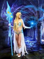 League of Legends - Janna cosplay 02 by CZSKLoLCosplayers