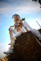 Dragon's Prophet Cosplay I by KyliaDeRais