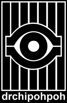 drchipohpoh Sticker Design [8] THE EYE (BARS) by drchipohpoh