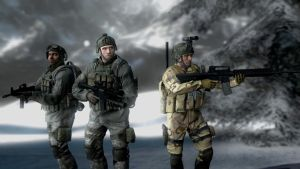 US Army Rangers from MoH 2010 by Solidfreak123