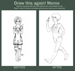 Draw Again Jan '12 - Oct '13 by costallee
