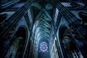 St. Vitus Cathedral 2011 by dandude666