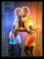High Voltage II by Fredy3D