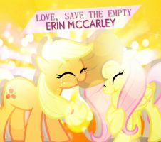 (AJ/Shy) Love, Save the Empty - Erin McCarley by ShiningDiamonds