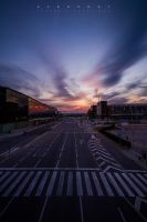 Aeroport, Farewell Barcelona by geckokid