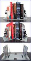 Portal Bookend by GothicMisty
