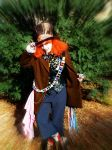 Tarrant Hightopp At Your Service -Hatter Costume- by MutePoetess