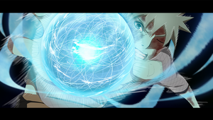 The Last Rasengan by MilarS