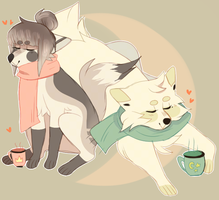 sweater weather by pupset