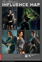 My Influence Map by Koei-Warrior