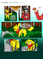 Trouble in the Midst: Pg2_Ch1 by Skyrocker4cats