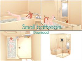 Small Bathroom - DL - by kaahgome