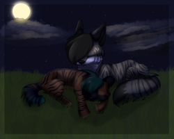 Lying Under The Stars by jenny96ist