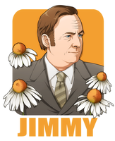 Jimmy by NessaSan