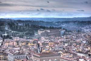 Florence from the top by catalinm