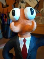Octodad Closeup by kejjywithcats