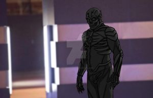 Zoom Redesign for CW's Flash by Needham-Comics