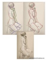 Tutorial - Figure Drawing 04 by sheldonsartacademy