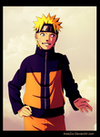 naruto cool by AresZxx