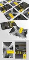 Business Flyers Bundle Pack by andre2886