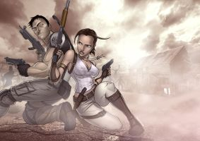 Resident Evil 5 by PatrickBrown