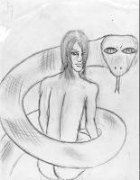 Orochimaru, A Serpents Path by Colour-of-Dreams