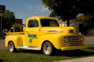 1949 Ford Pick-up by AEisnor
