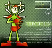 Discarded OCT Judge: Chechulin by TheSugarEater