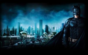 Batman Gotham City by DhavalKatrodiya