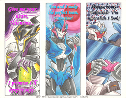 VALENTINES FOR FILTHY ROBOSEXUALS 1 by EnvySkort