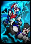 Vinyl where is my....? by Mimy92Sonadow