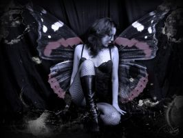 Gothic wings by kosepa