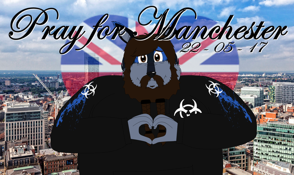 Pray for Manchester by AshleyWolf259