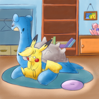 .:PKMN-Crossing: Nap Time:. by Volmise