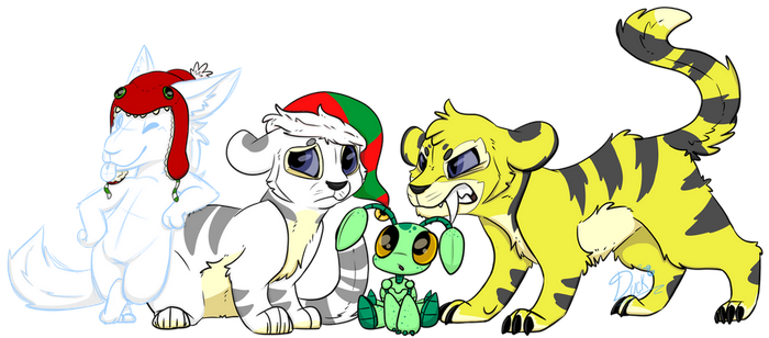 Neopets by DuckxDuck