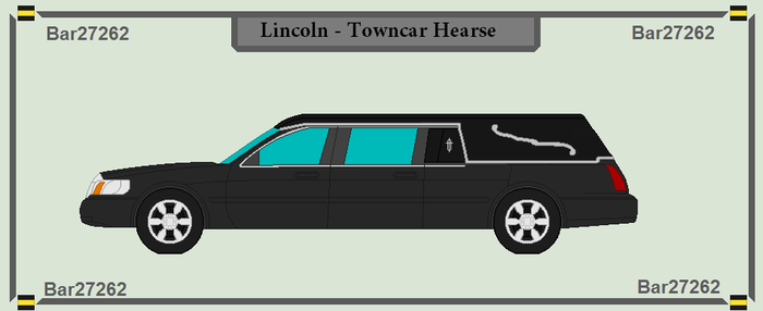 Lincoln - Towncar Hearse by bar27262