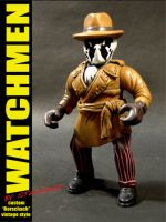 CUSTOM Watchmen 'Rorschach' by STANJOKER