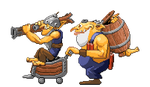 Techies Finished! by nauth