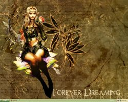 Forever Dreaming by angel-cesia