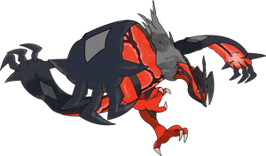 Yveltal V2 by TheAngryAron