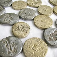 Pirate Plunder Runestones by merigreenleaf