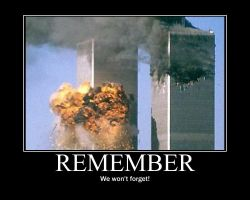 September 11th 2001 by Balddog4