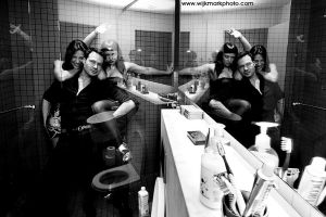 Bathroom Stories by DRIVINGYOU