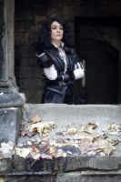 Yennefer The Witcher Wild Hunt by kasshi69