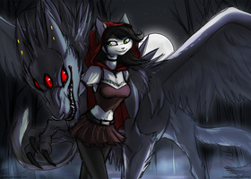 Red Riding Hood by Jetera