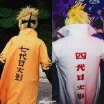 Naruto and Minato - Farther and Son- by WhiteLightning008