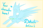 YCH auction [Closed]! by AlphaAquilae