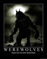Werewolves by Dumpster-Diver