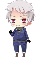 Chibi Prussia by amyluv3