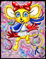 Pipsy the Mouse by Bowser2Queen